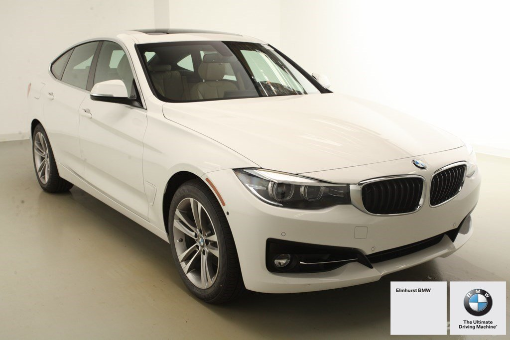 Certified Pre Owned 2017 BMW 3 Series 330i XDrive Gran Turismo