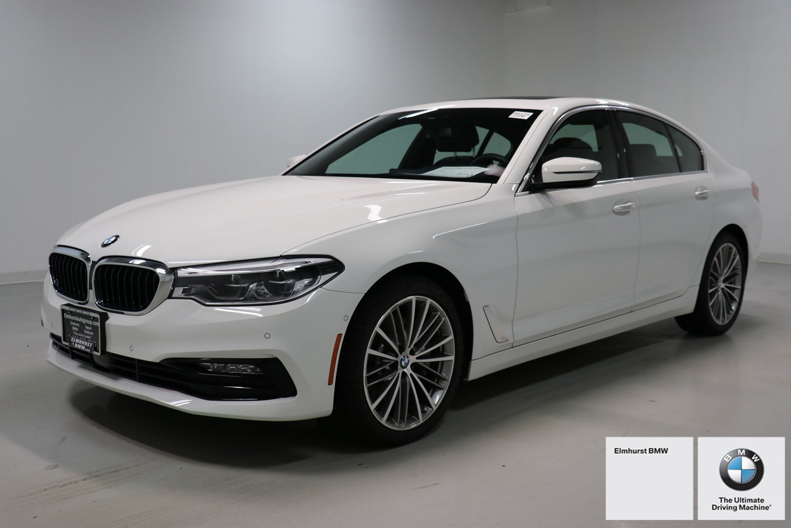 Pre Owned 2018 Bmw 5 Series 530i Xdrive