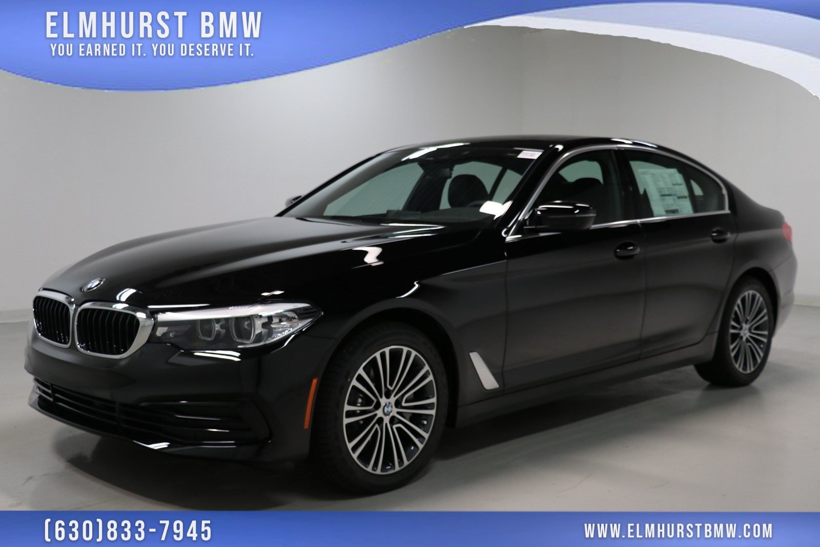 Pre-Owned 2019 BMW 5 Series 530i xDrive 4dr Car in ...