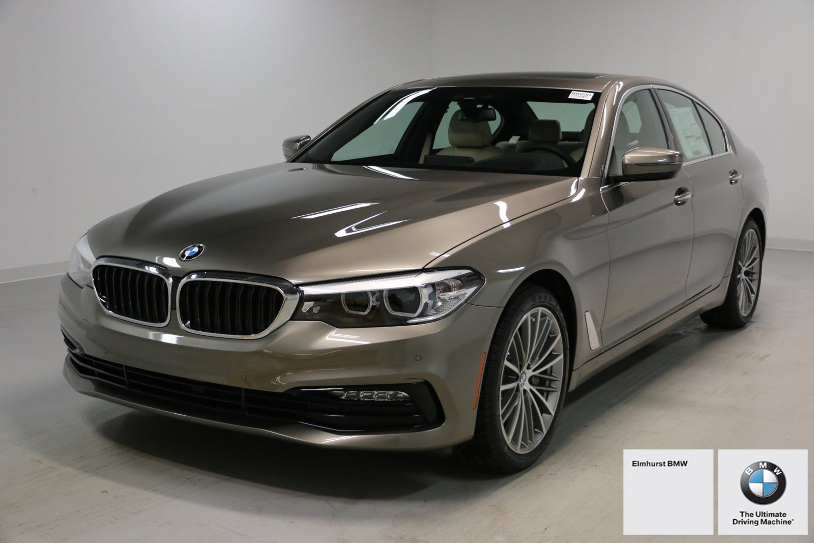 Pre Owned 2018 Bmw 5 Series 530i Xdrive 4dr Car In Elmhurst B8200
