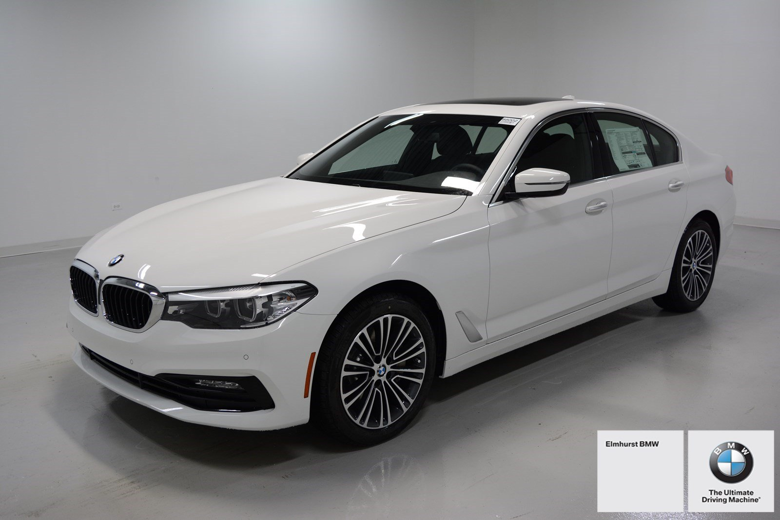 Pre-Owned 2018 BMW 5 Series 530i xDrive 4dr Car in ...