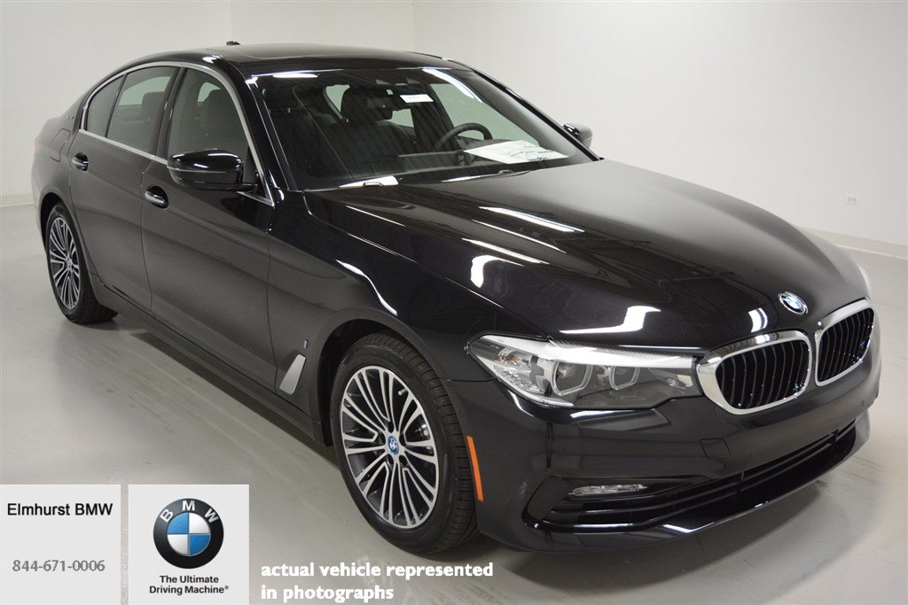 new 2018 bmw 5 series 530e xdrive iperformance 4dr car in elmhurst b7832 elmhurst bmw. Black Bedroom Furniture Sets. Home Design Ideas