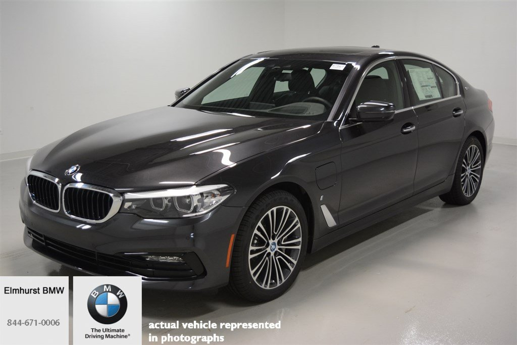 new 2018 bmw 5 series 530e xdrive iperformance 4dr car in elmhurst b7863 elmhurst bmw. Black Bedroom Furniture Sets. Home Design Ideas