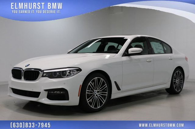 Courtesy Vehicle 2019 Bmw 5 Series 540i Xdrive With Navigation Awd