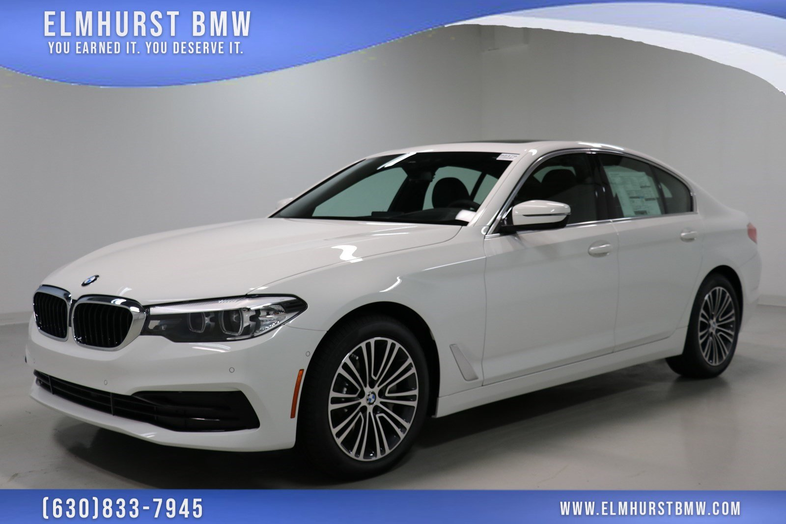 Pre-Owned 2019 BMW 5 Series 540i xDrive 4dr Car in ...