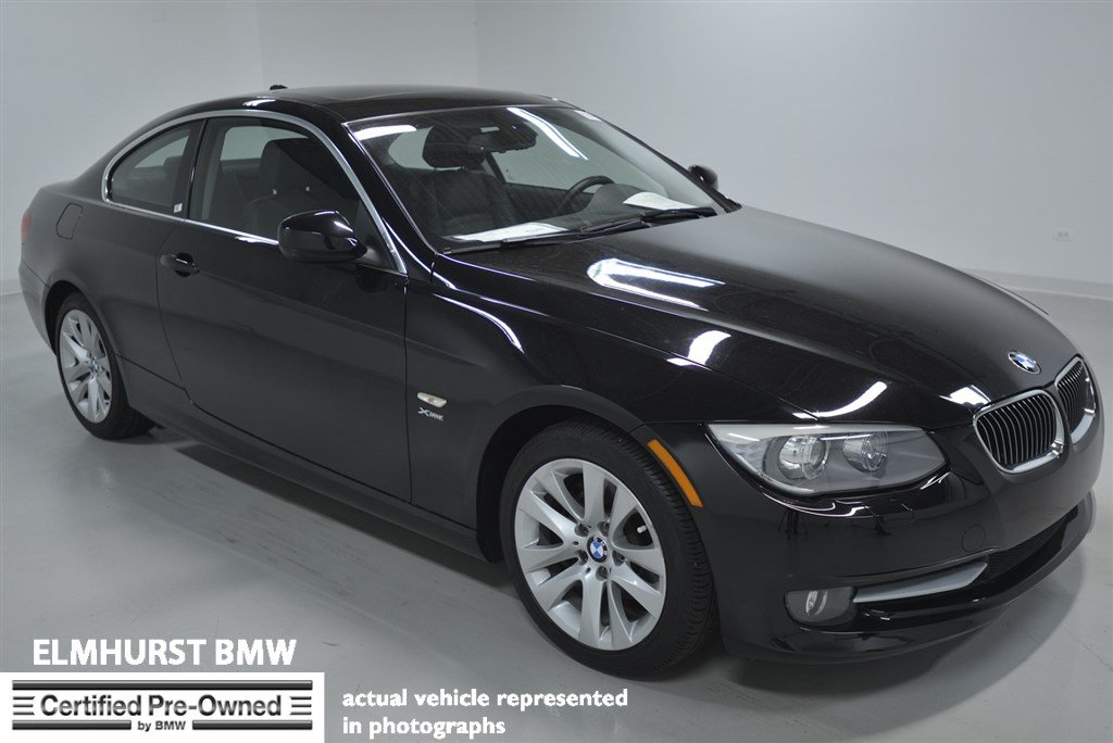 Certified PreOwned 2013 BMW 3 Series 328i xDrive Coupe 2dr Car in