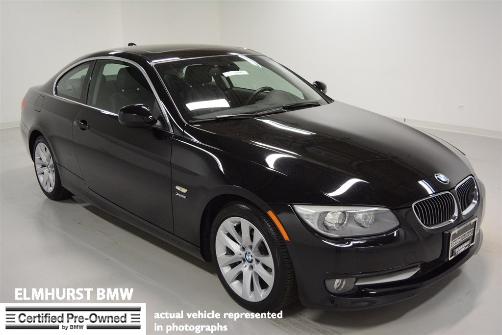 Certified Pre-Owned 2013 BMW 3 Series 328i xDrive Coupe