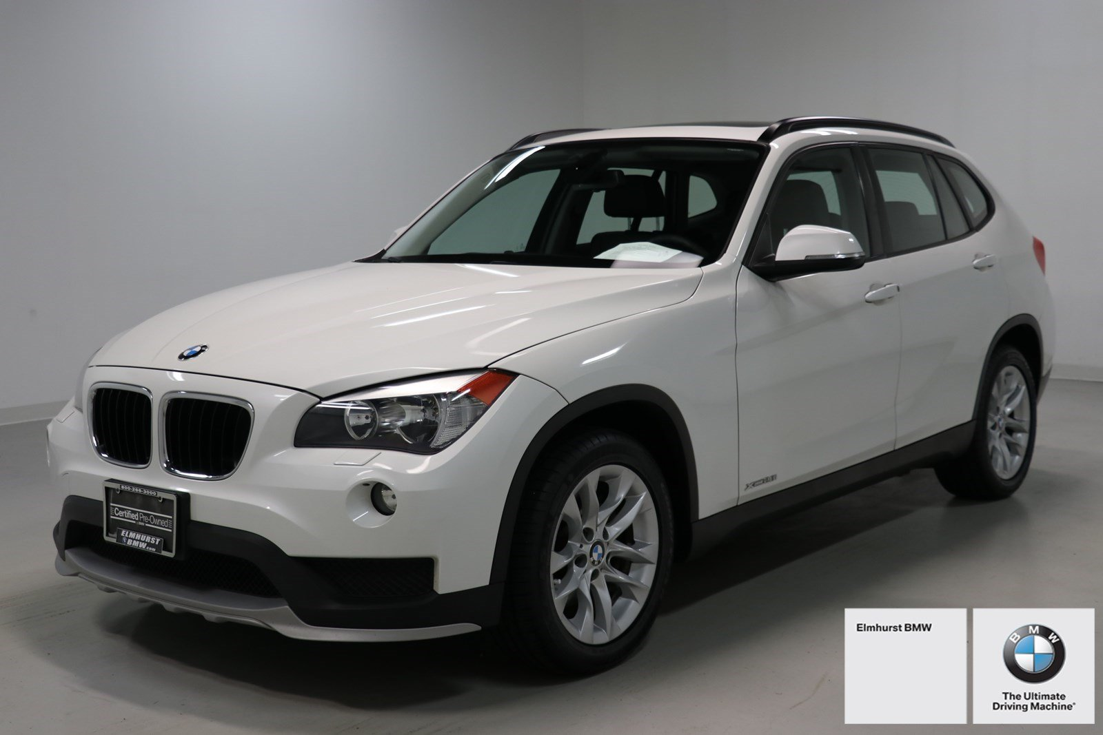 Certified Pre Owned 2015 BMW X1 XDrive28i
