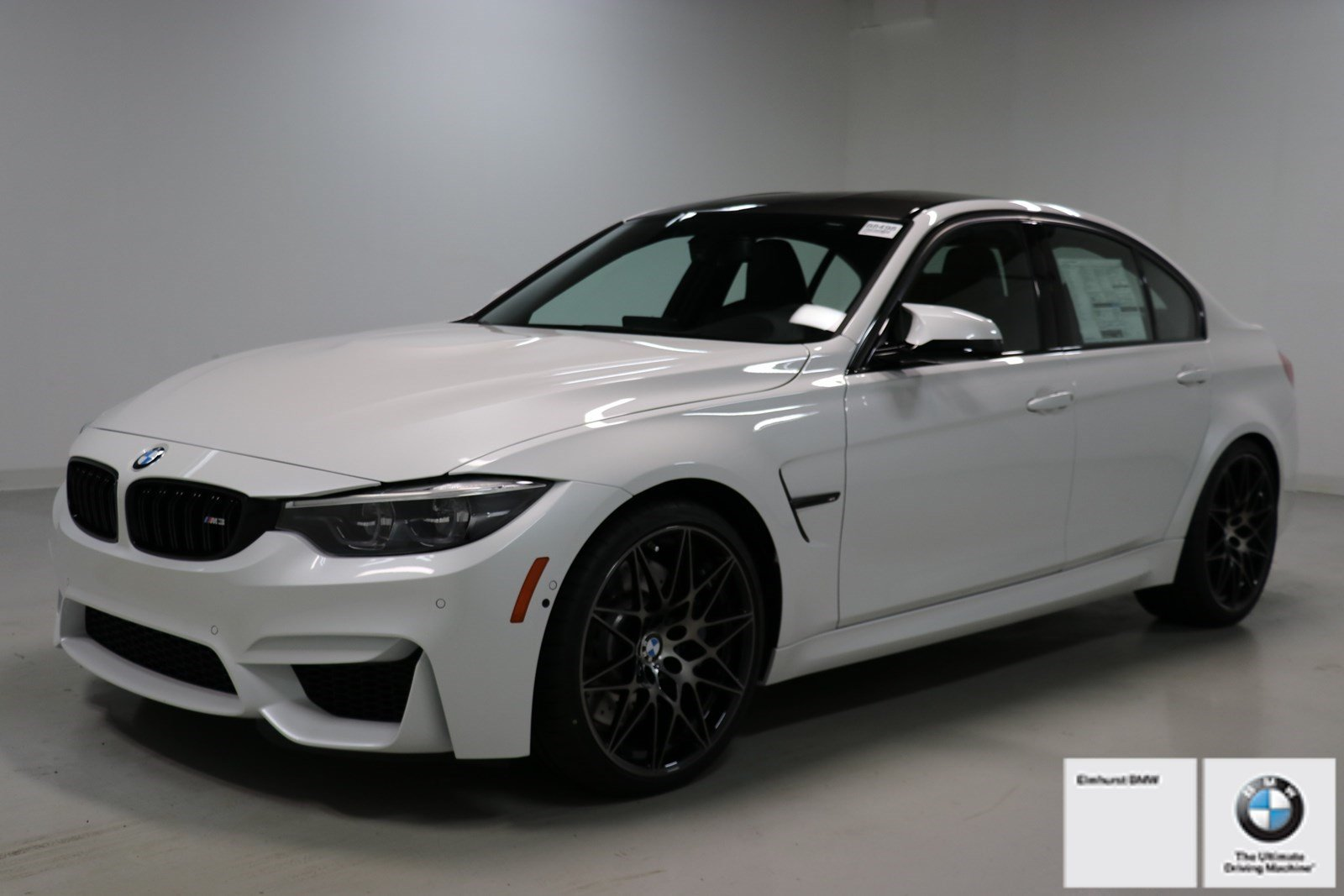 New 2018 Bmw M3 4dr Car In Elmhurst B8498 Elmhurst Bmw