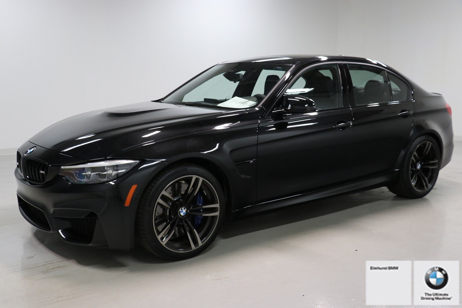 New 2018 BMW M3 4dr Car In Elmhurst #B8211