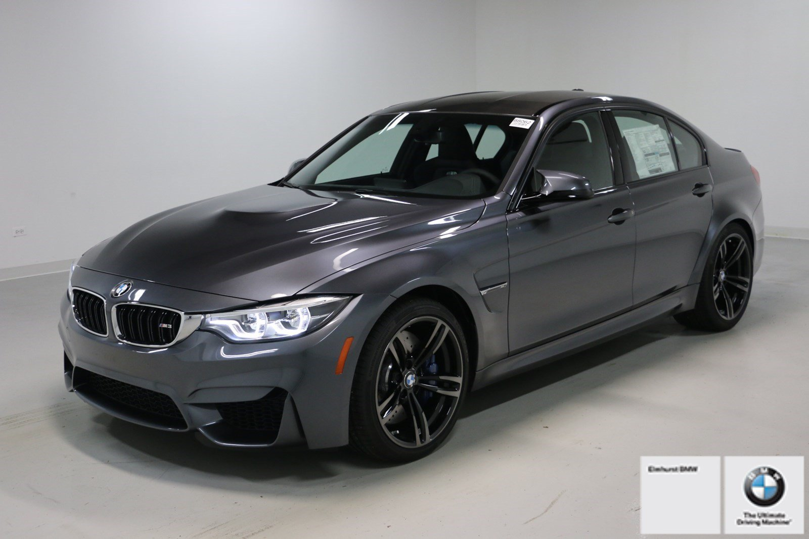 new 2018 bmw m3 4dr car in elmhurst b8062 elmhurst bmw. Black Bedroom Furniture Sets. Home Design Ideas
