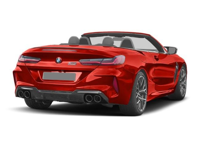 New 2020 Bmw M8 Convertible With Navigation