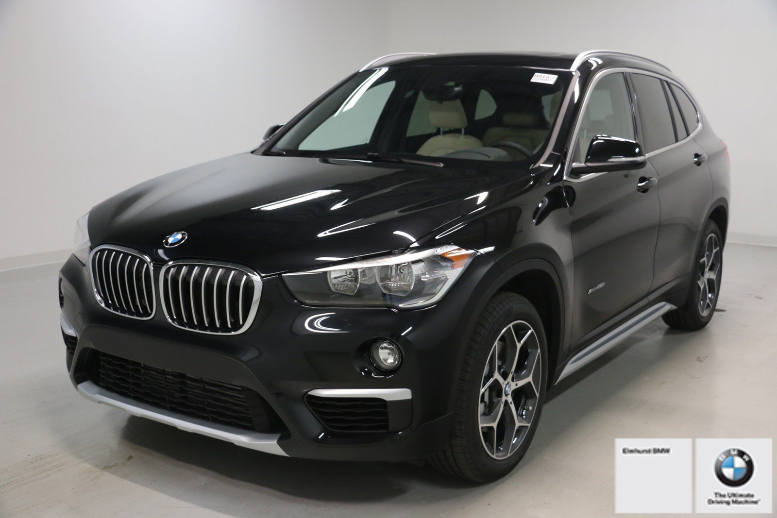 new 2018 bmw x1 xdrive28i sport utility in elmhurst b8163 elmhurst bmw. Black Bedroom Furniture Sets. Home Design Ideas