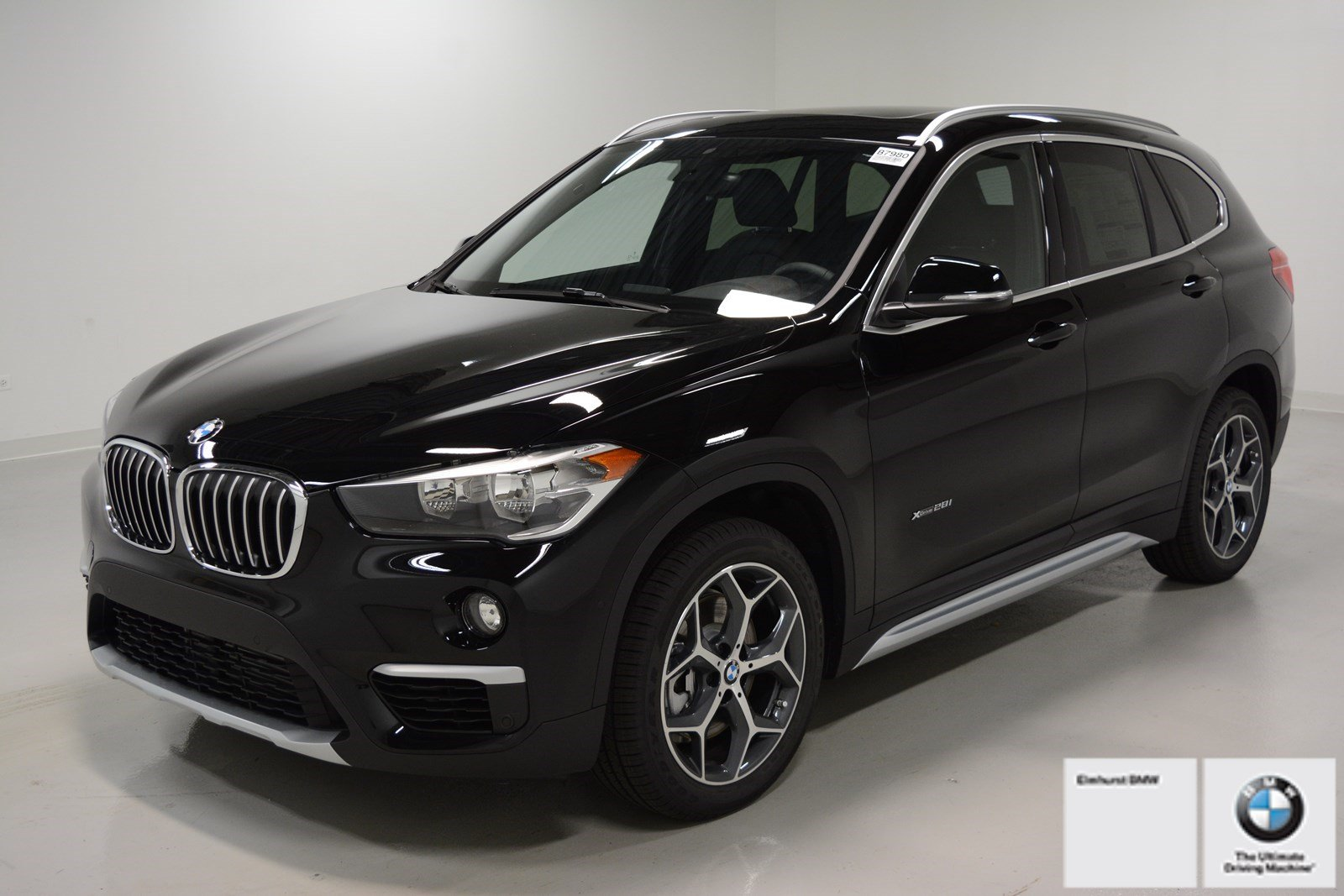 new 2018 bmw x1 xdrive28i sport utility in elmhurst b7980. Black Bedroom Furniture Sets. Home Design Ideas