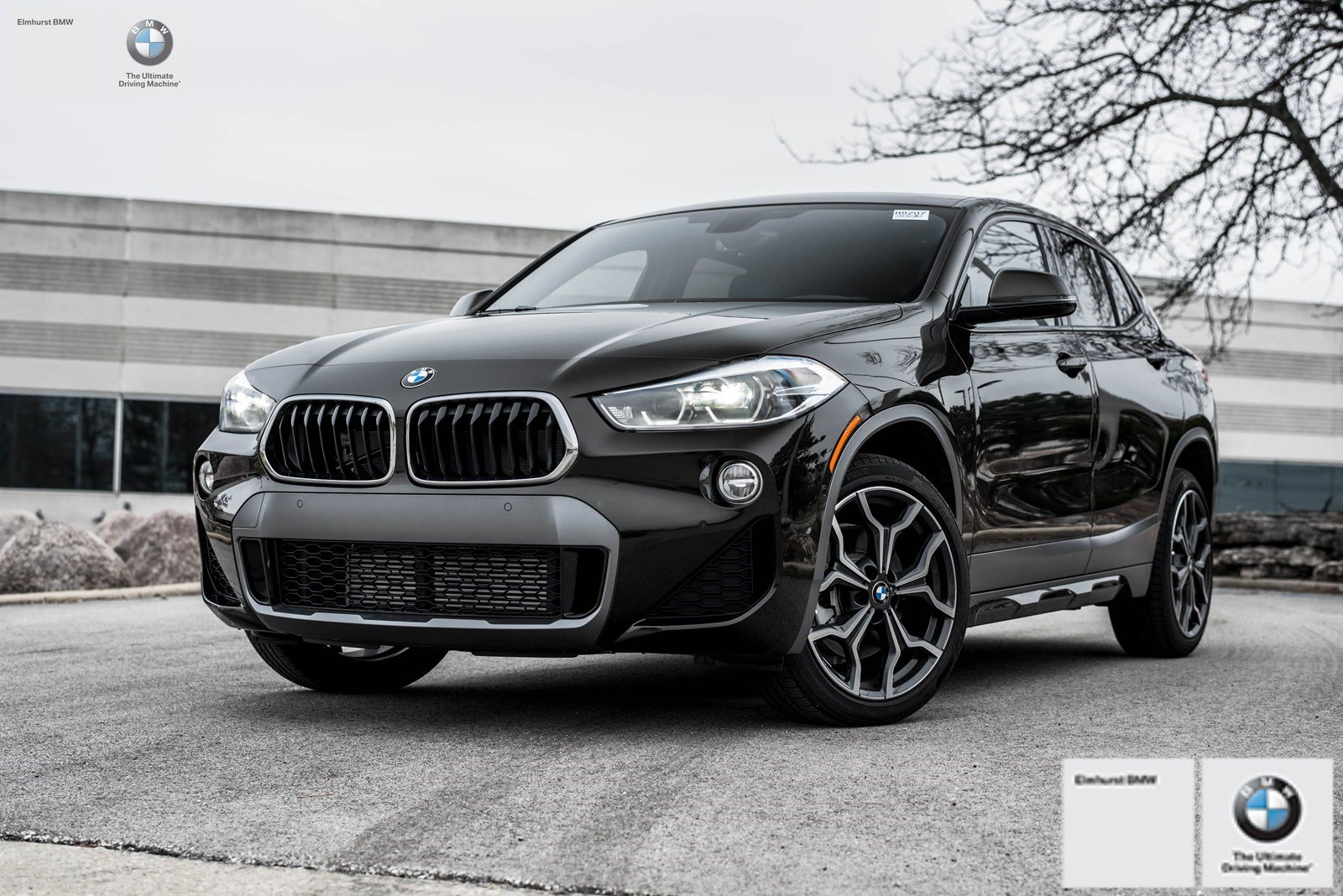 new 2018 bmw x2 xdrive28i sport utility in elmhurst b8207 elmhurst bmw. Black Bedroom Furniture Sets. Home Design Ideas