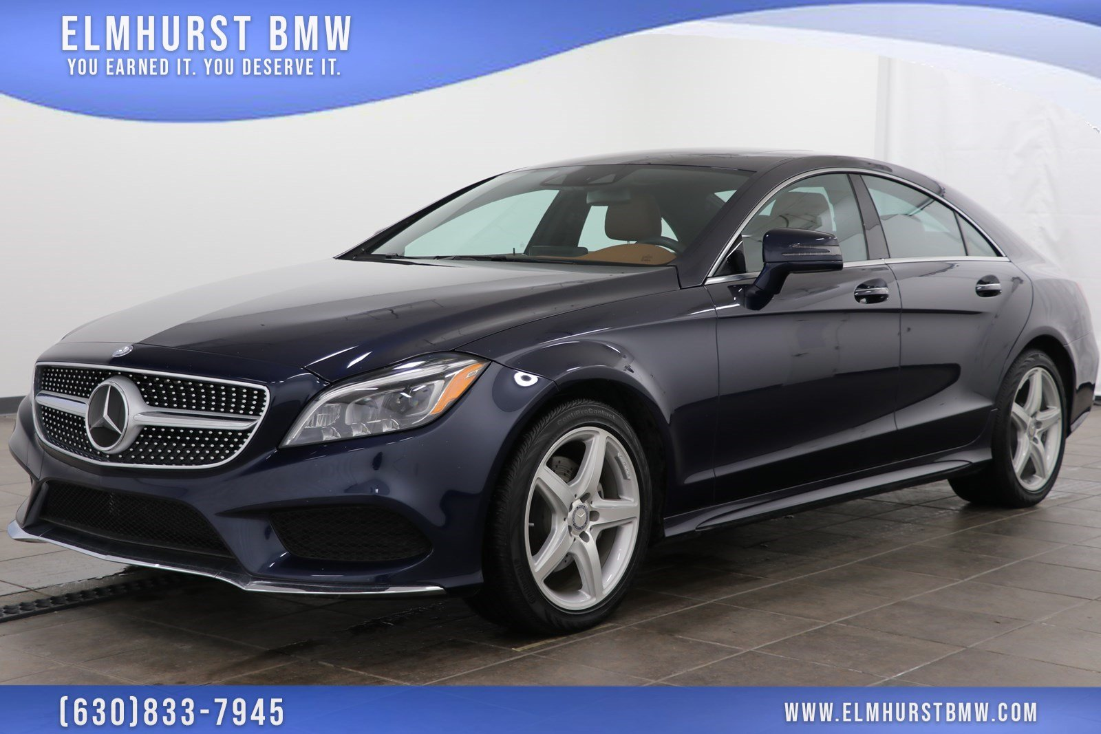 Pre Owned 2016 Mercedes Benz Cls 400
