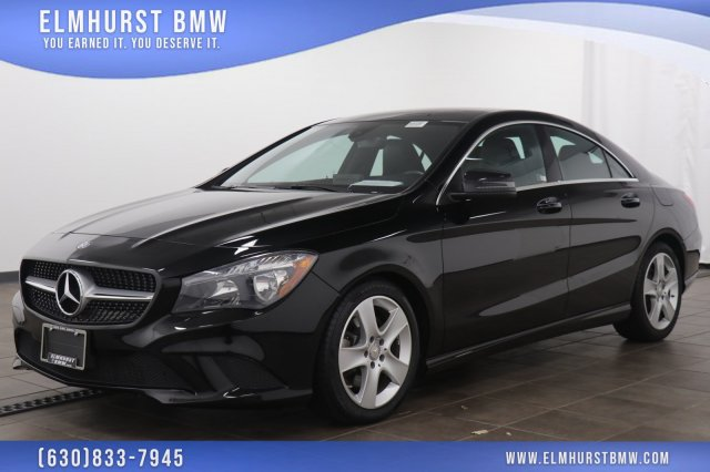 Pre-Owned 2016 Mercedes-Benz CLA CLA 250 4MATIC Coupe