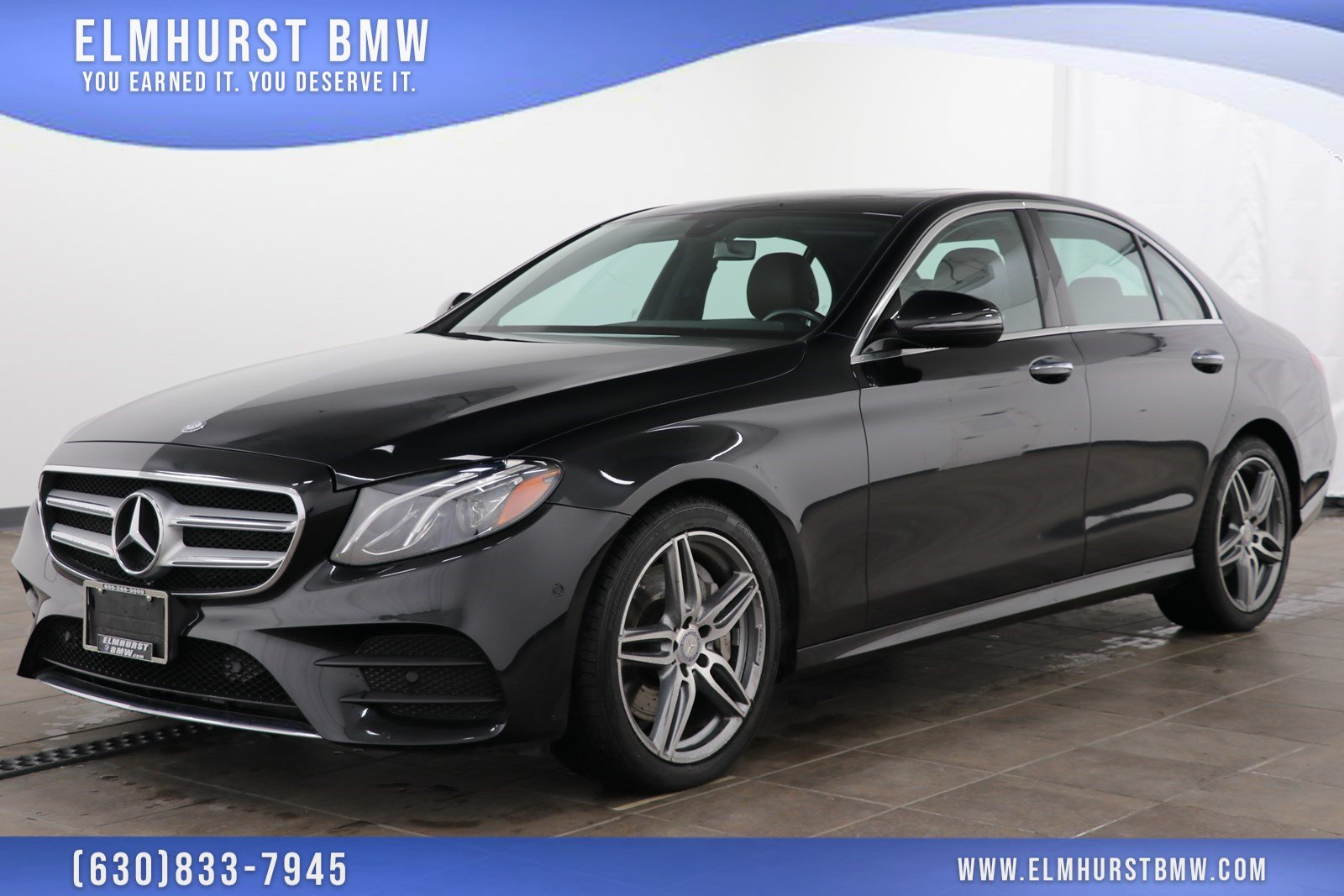 Pre Owned 2017 Mercedes Benz E Cl 300 Sport