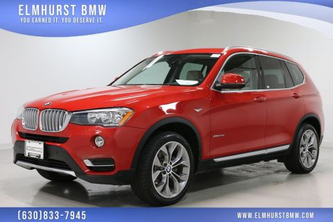 Certified Pre-Owned 2015 BMW X3 xDrive28d