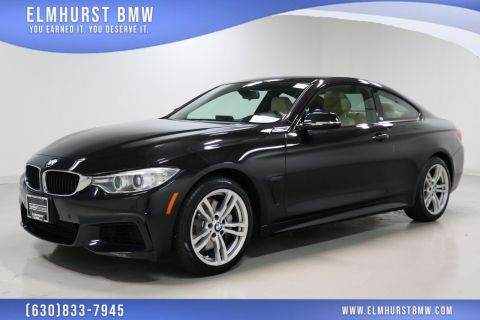 Certified Pre-Owned 2014 BMW 4 Series 435i xDrive Coupe