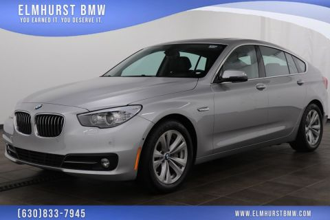 Certified Pre-Owned 2017 BMW 5 Series 535i xDrive Gran Turismo