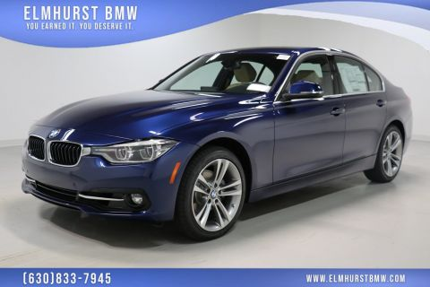 New 2018 BMW 3 Series 330i xDrive