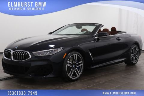 Pre-Owned 2019 BMW 8 Series M850i xDrive Convertible