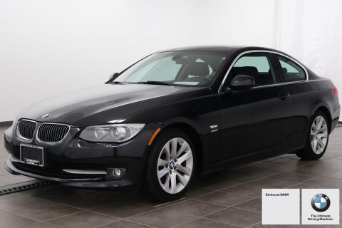 Pre-Owned 2011 BMW 3 Series 328i xDrive Coupe